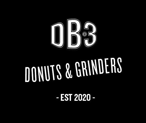 DB3 Small Batch Donuts & Hand Stuffed Grinders
